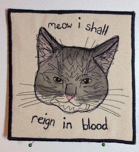 kitten thread sketch