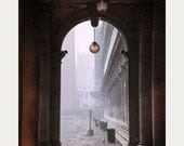 Portal, Architecture Photography, Travel Photography, 8x12 Fine Art Print,Venice. Italy