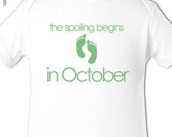 pregnancy announcement bodysuit - perfect for first time pregnancy announcements