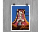 Capitol Theatre Gordon Square Cleveland Ohio - 4 x 6 Photograph