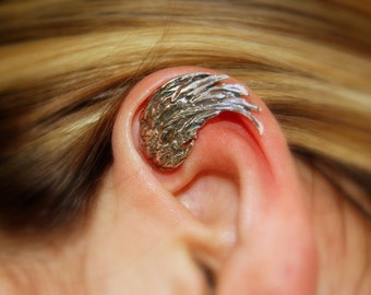 Tree of life pierced conch or helix solid sterling ear for Helix piercing jewelry canada