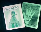 Minicomic and zine bundle - save one fat dollar