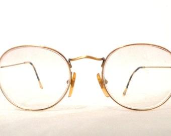 80s Does 20s Round Windsor Eyeglass Frames Designer Harry Potter John Lennon Circular Sunglasses Men Women