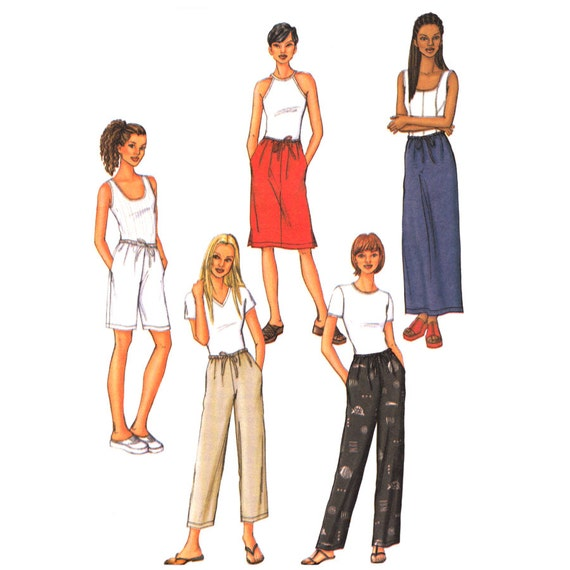 Items Similar To Womens Sewing Pattern Butterick 3460