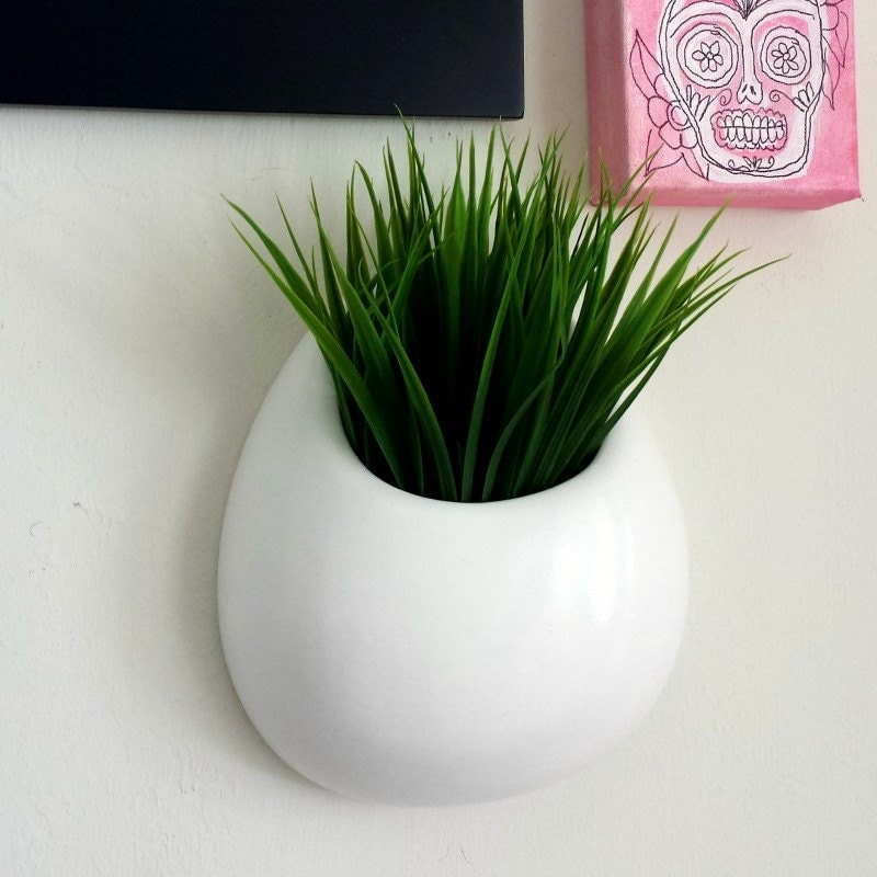 Ceramic Wall Planters Australia Images
