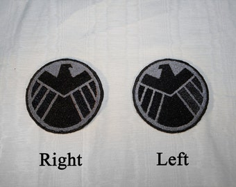 3 inch Agents of SHIELD patch