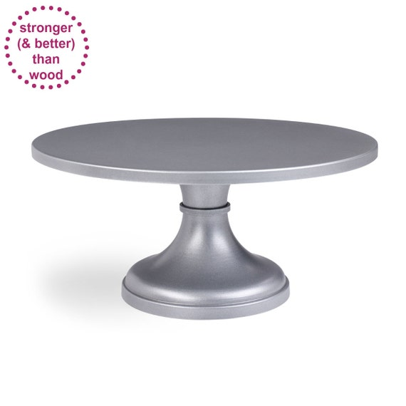 Silver Wedding Cake Stand By SarahsStands On Etsy