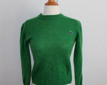 Green IZOD Lacoste Sweater