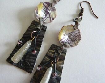 Dragon Light Earrings