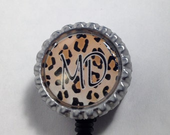 MD Cheetah Hospital Work ID Badge