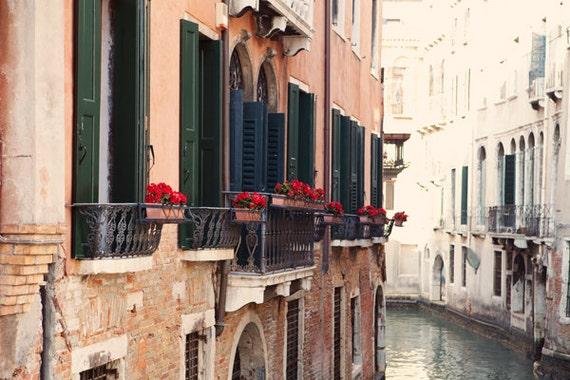 Italy Photograph Fine Art Photography Venice Italy Canal