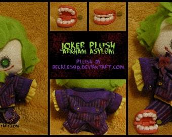 "4.5"" Joker Plush (Batman: Arkham Asylum)"