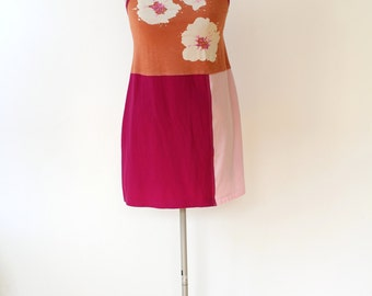 Malibou Upcycled Cotton Dress, size 4-6