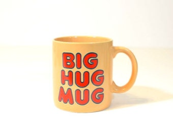 Big Hug Mug Authentic True Detective Ashtray