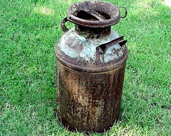 Popular Items For Antique Milk Cans On Etsy