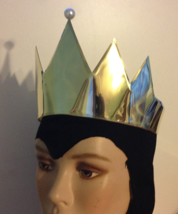 Disney inspired Evil Queen from Snow White Crown full size