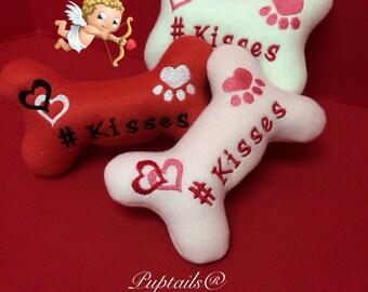Dog Bone Toy # Kisses