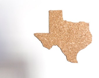 State of Texas Corkboard: made to order