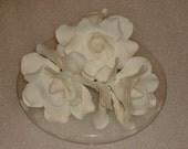 Gumpaste Gardenias for Wedding, Shower and Special Occasion Cakes