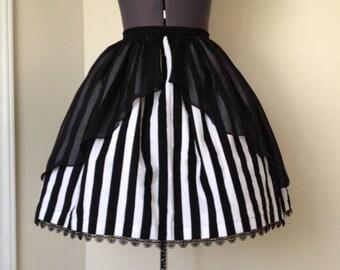 Gwyneth Gothic Lolita Skirt