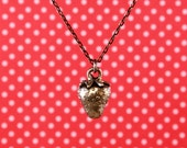 "Strawberry 18"" Charm Necklace"
