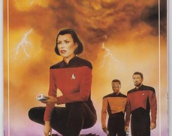 Vintage Star Trek: The Next Generation Special Number 2 1989 Summer DC Comics - Classic - Captain Picard - Enterprise-D  - Klingon - Ro