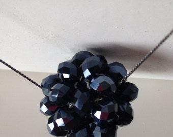 Meteor Burst necklace