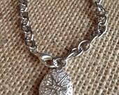 Silver Chain Essential Oil Diffuser Bracelet Charm Locket