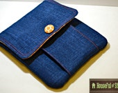 Idea Pouch, Tablet Case, eReader Case, iPad Case, iPad Mini Case, Notebook Pouch, Planner Pouch, Journal Pouch