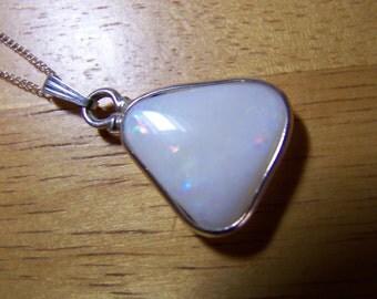 AUSTRALIAN Precious OPAL Necklace - 9.2 Carats