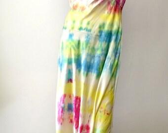 Rainbow Osiris Gown