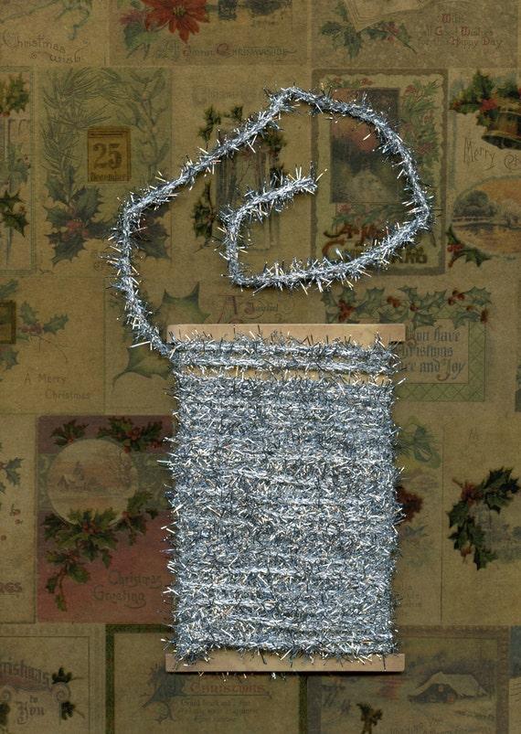 Tinsel twine ideaology mini garland christmas tree