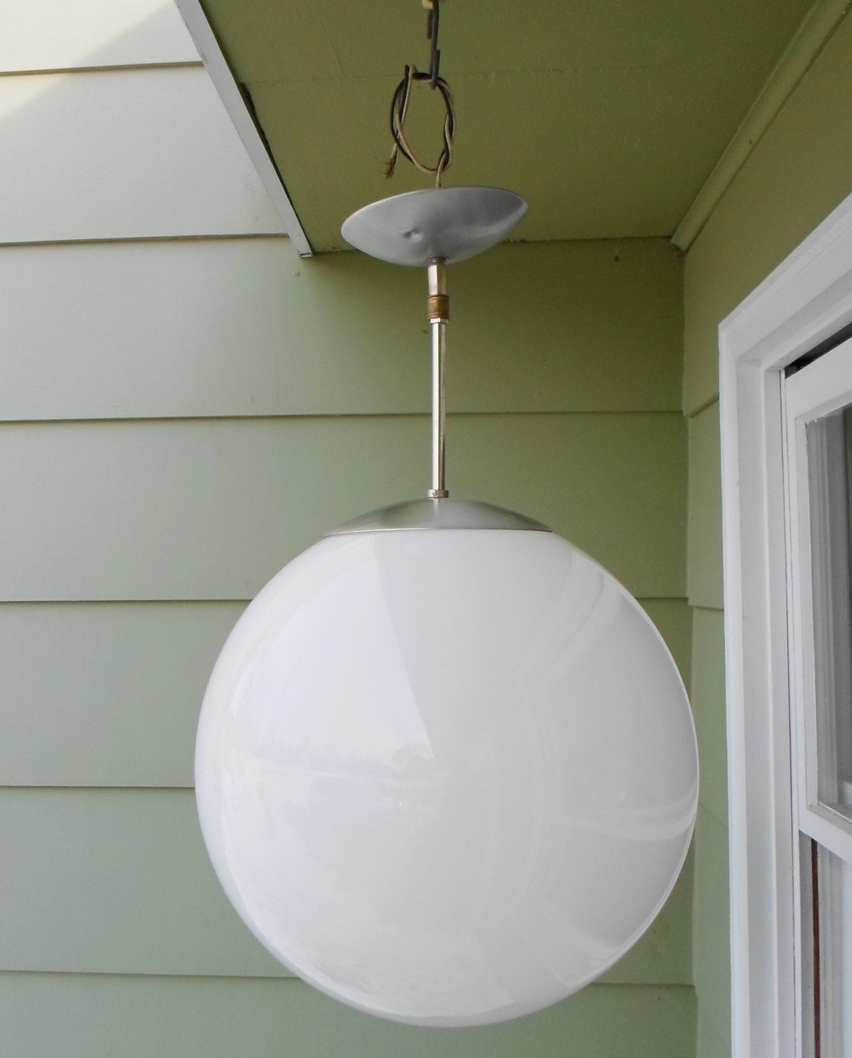 Light Fixture Large 14 1960 S Bubble Progress