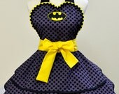 Made to Order-Batman Apron