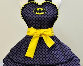 Made to Order-Batman Apron