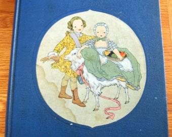 SALE Vintage 1920s Nursery Friends From France