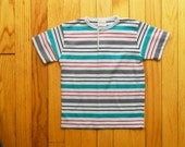 Vintage Boys Health-tex Short Sleeve