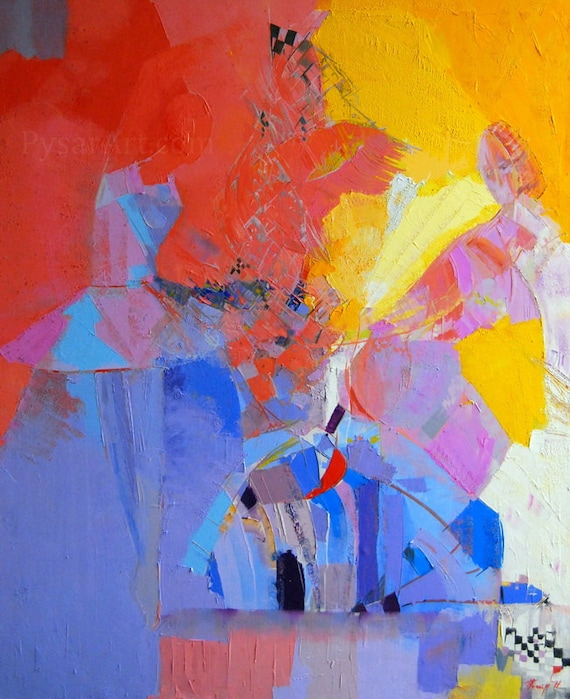 Abstract Ballet Paintings Abstract Ballet Abstract