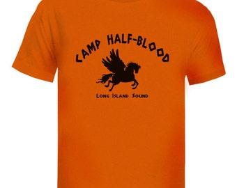 CAMP HALF-BLOOD  Men's T-Shirt