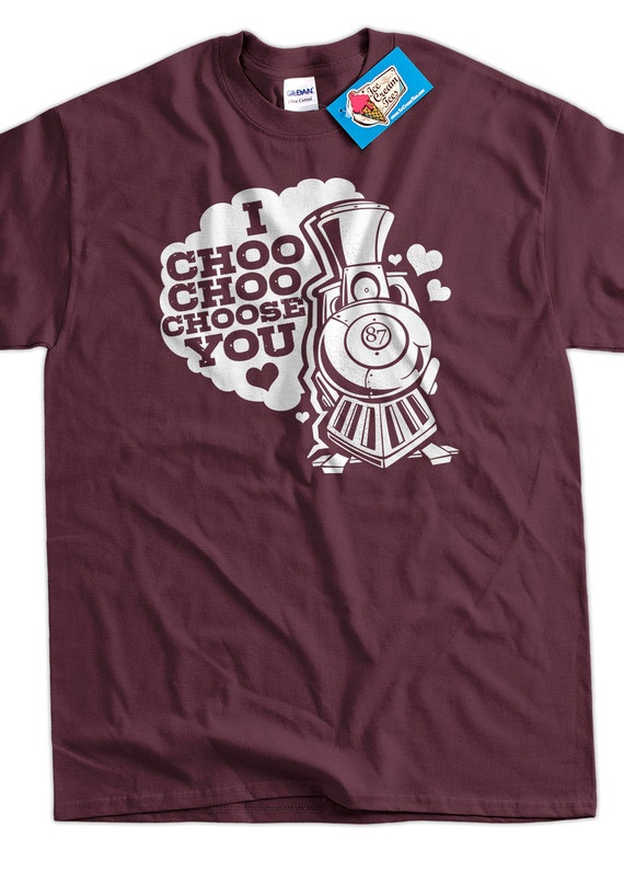 I Choo Choo Choose You <3 by IceCreamTees