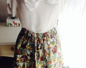 SALE! Hunter Skirt High waist Size Medium