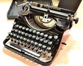 Underwood Champion Portable Typewriter