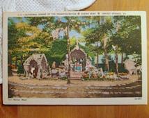 Vintage Postcard, Shrine Mont, Orkney Springs, Virginia - 1940s Paper Ephemera