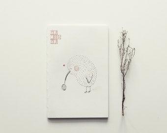 A5 Notebook Kiwi