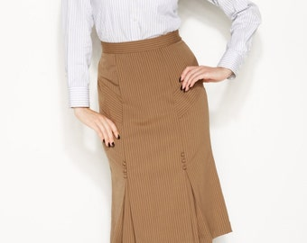 The Margaret Skirt by Prohibition Clothing