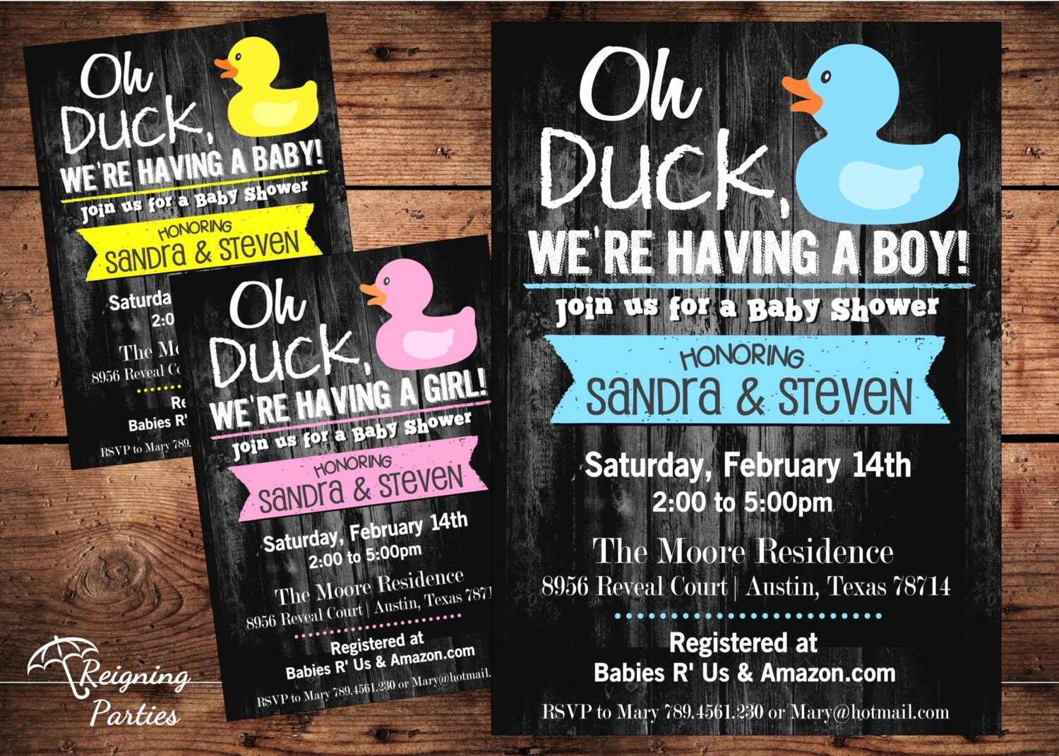 the original oh duck we 39 re having a baby rubber duck baby