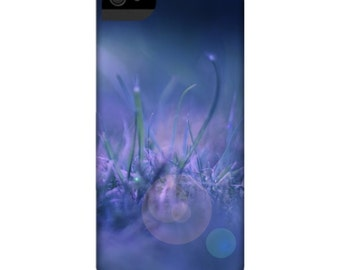 Smartphone Case Midnight Dreams for iPhone iPod  Samsung Blackberry HTC Nature Photography Fine Art Vintage purple blue night dream fantasy