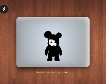"""Designer Toyz macbook pro and air stickers decal for 13,15,17"""""""