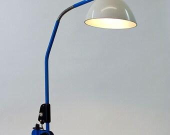 "Workbench  lamp  :""Mecano""."