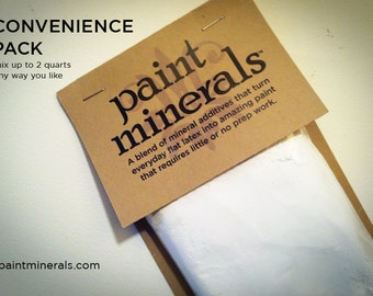 Paint Minerals™ Convenience Pack